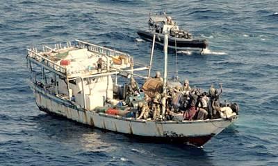 Marineforum - Royal Marines stoppen Piraten-Dhau (Foto: Royal Navy)