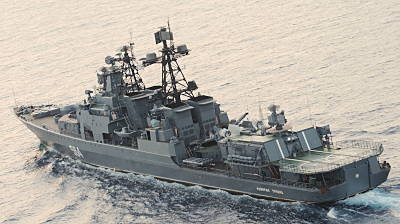 Marineforum - ADMIRAL TRIBUTS (Foto: Deutsche Marine)