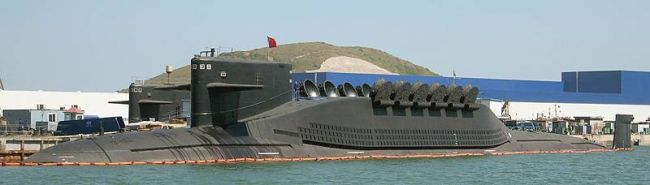 Marineforum - Strategisches U-Boot der JIN-Klasse (Foto: china-defense.com)