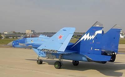 Marineforum - MiG-29K Fulcrum-D (Foto: Mikoyan)