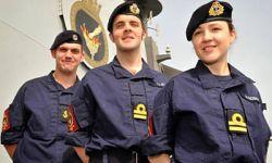 Marineforum - Neue britische Borduniform (Foto: Royal Navy)